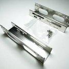 3.5 to 5.25 Bay Hard Disk Drive HDD Mounting Bracket Adapter Metal Kit