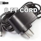 High Quality Regulated 9 Volt 1.5 Amp Power Adapter, AC to DC, 2.1mm X 5.5mm Barrel Plug, Regulated