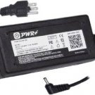 Pwr+ Extra Long 14 Ft Ac Adapter for Asus Rt-ac66u, Rt-n66u, Rt-n56u, Rt-ac66r Wireless Router Char