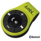 Jumbl™ Bluetooth 4.0 Hands-Free Calling & A2DP Audio Streaming Adapter/Receiver - Green