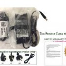 Genuine Original Dell 90W 90 Watt AC Adapter Power Supply PA-10 OEM compatible with the following D