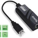 Plugable USB 2.0 to 10/100/1000 Gigabit Ethernet LAN Wired Network Adapter for Windows, Mac, Chrome