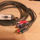 Microsoft Xbox 360 A/V Component/Composite Cable w/SPDIF Audio Out - Supports High-Definition A