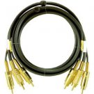 PHILIPS PH61106 Composite Stereo A/V Dubbing Cable - 6 Feet (Discontinued by Manufacturer)