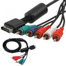 PYSICAL(TM) Analog AV Multi Out to Component Cable for Playstation 3/PS3/PS2