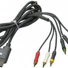 Fosmon Component HDTV Video and RCA Stereo AV Cable for Xbox 360