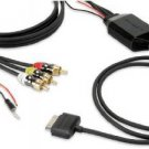 Scosche ipavc sneakPEEK auto - Composite A/V Cable for Mobile Video Systems - Data Cable - Reta