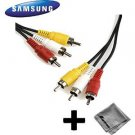 75 FT AUDIO/VIDEO CABLE for Samsung DVDV6700 (Replacement for Part # AC97-01746A)