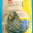 New Monster M-Series M500 Composite RCA Video Cable 4M!