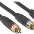 Dynex 12' Component Video Cable Dx-av022