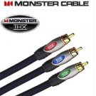 Monster ULT V800 CV-4 Ultra 800 Component Video Cables (4 feet) (Discontinued by Manufacturer)