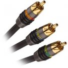 Monster Cable MV2CV-2MMPK 2 Meter 2 Component Video Cable