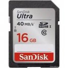 16Gb Sandisk Ultra SDHC Class 10 Card-2pack