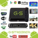 G-Streamer Octa Core Android TV Box with Special Edition XBMC (Kodi), Wi-Fi, Bluetooth 4.0, Air