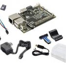 RaspberryPiCafe® Deluxe Banana Pro Kit Including Case w/2.5HDD Bay, 5v 2A (11W PSU), 8GB Mi