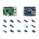 Waveshare Raspberry Pi 2 Model B Development Kit (Type D)