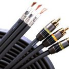 Monster Cable MV3CV-8M 3 High-Resolution Component Video Cable (8 Meter) (Discontinued by Manuf