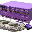 Smartavi SNV16X08S COMPOSITE VIDEO/AUDIO/IR OVER CAT5
