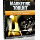 The Ultimate Internet Marketing Toolkit - 31 MP4 Videos Course