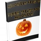 Halloween Recipes & Horrifying Halloween Stories - Ebooks