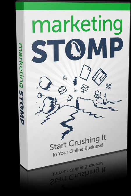 Marketing Stomp -  Internet Marketing MP4 Video Training Program