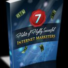 THE 7 HABITS OF HIGHLY SUCCESSFUL INTERNET MARKETERS MP4 Videos