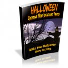 Halloween - Creative New Ideas and Tricks Ebook & MP3 Audio Set