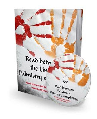 Palmistry Simplified - Read Between The Lines -  MP3 Audio & Ebook