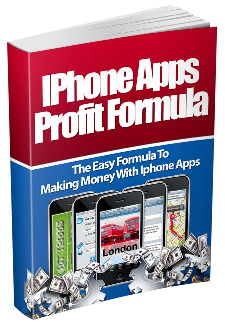 The Easy Formula To Making Money With Iphone Apps - Ebook