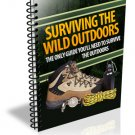 Surviving The Wild Outdoors - Ebook