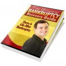 The Bankruptcy Recovery System - Ebook