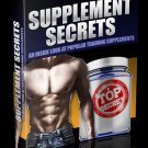Supplement Secrets – An Inside Look At Supplements - Ebook