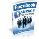 Facebook Fan PageTips and Tricks - eBook