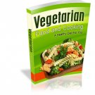 Vegetarian Food and Cooking - Ebook