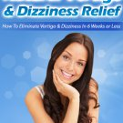 Natural Vertigo & Dizziness Relief - Ebook