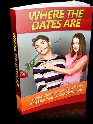 Where The Dates Are - Ebook