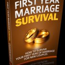 First Year Marriage Survival - Ebook