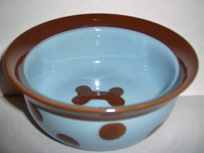 Poke-A-Pup Dog Dish Bowl Free S&H!!!
