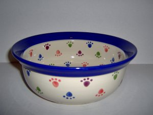 All Paws Doggy Dish/Water Bowl Free S&H!!!