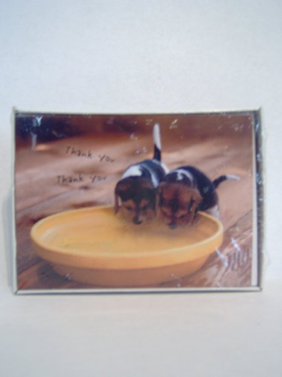"""""""Thank You, Thank You"""" Note Card Set Free Shipping & Handling!"""