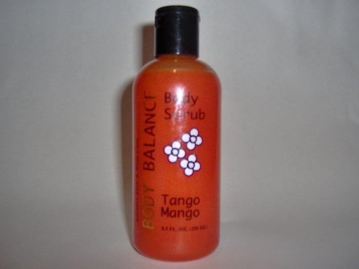 "8.5oz Body Ballance Body Scrub""Tango Mango"""