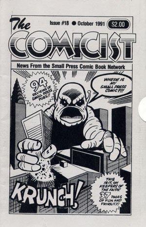 THE COMICIST #18