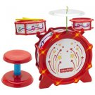 Baby Play Drum Set