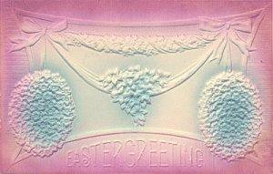 Vintage Postcard - 1908 Easter Greetings