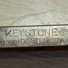 "Keystone made by Disston U.S.A. 22"" bone saw for parts or parts"
