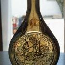 """Wheaton Glass bottle """"Farewell Aquarius"""" Lucky 13 April 1970 Apollo 13"""