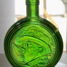 FDR Franklin Delano Roosevelt green Wheaton, N.J. bottle first edition