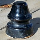 Black or almost black looking insulator ceramic unknown manufacture