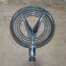 Vintage 1955 Buick Hood Ornament steampunk diesel punk used ornament