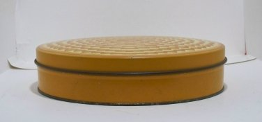 Faith Avery Toilet Preparatons The Zanol Products Co. oval metal tin container